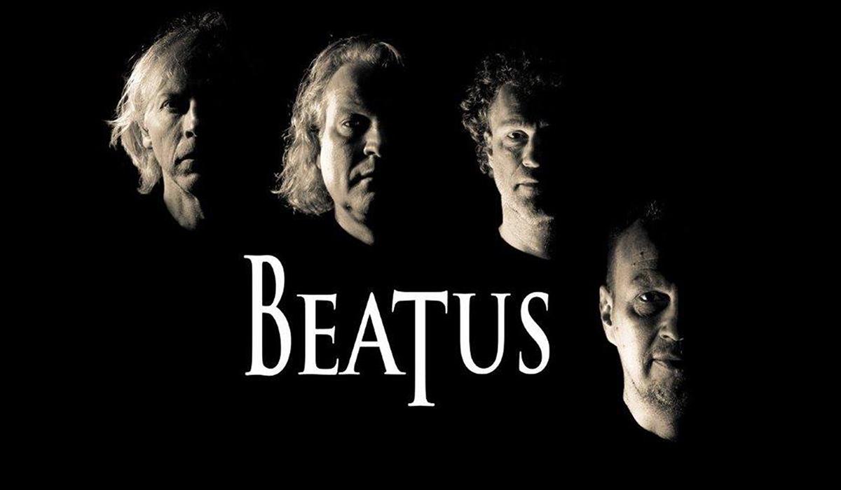 BeatUs - bandet som hyllar the Beatles